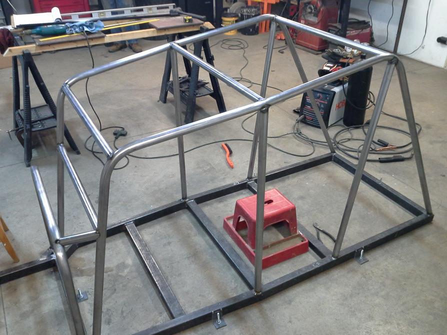 Back Yard Build