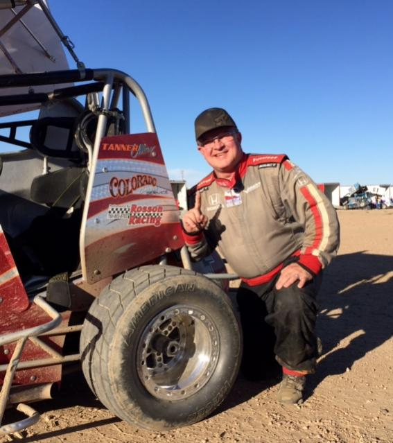 troy ullery win the rocky mountain lightning sprint championship in