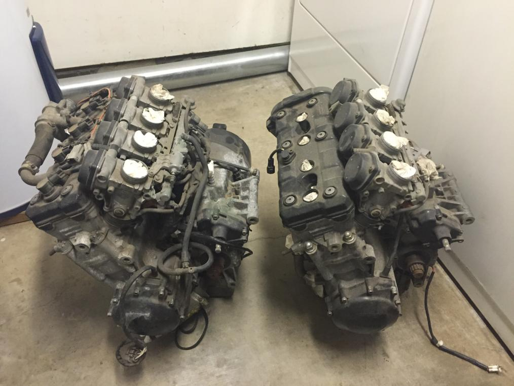 FOR SALE: 2003 Yamaha R1 Engines