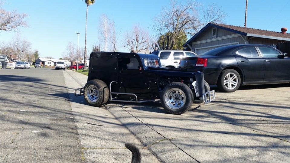 Dwarf Car For Sale
