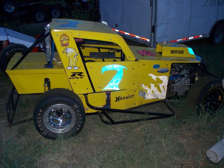 2010 Pro Dwarf Truck/Modlite