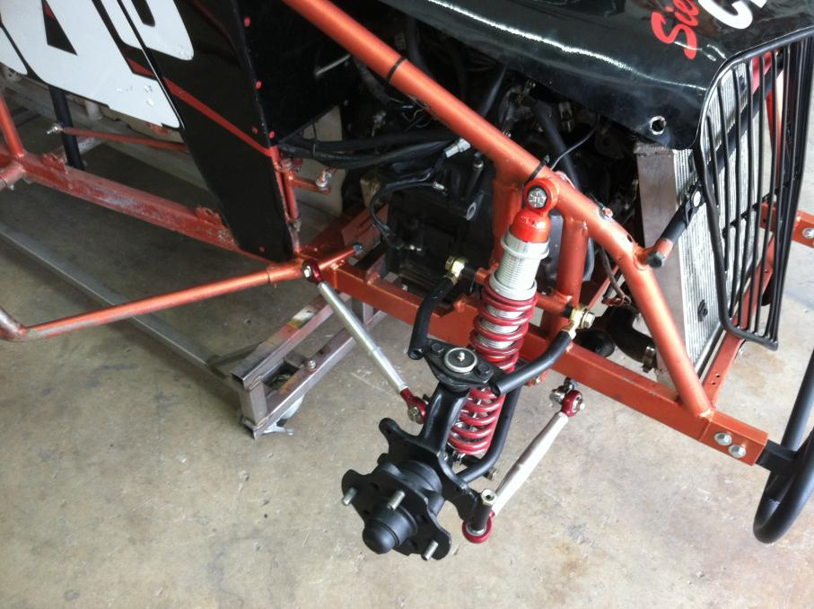For Sale Complete Hot Rod Shop Chassis