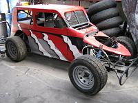Dwarf car w/zx10 motor for sale
